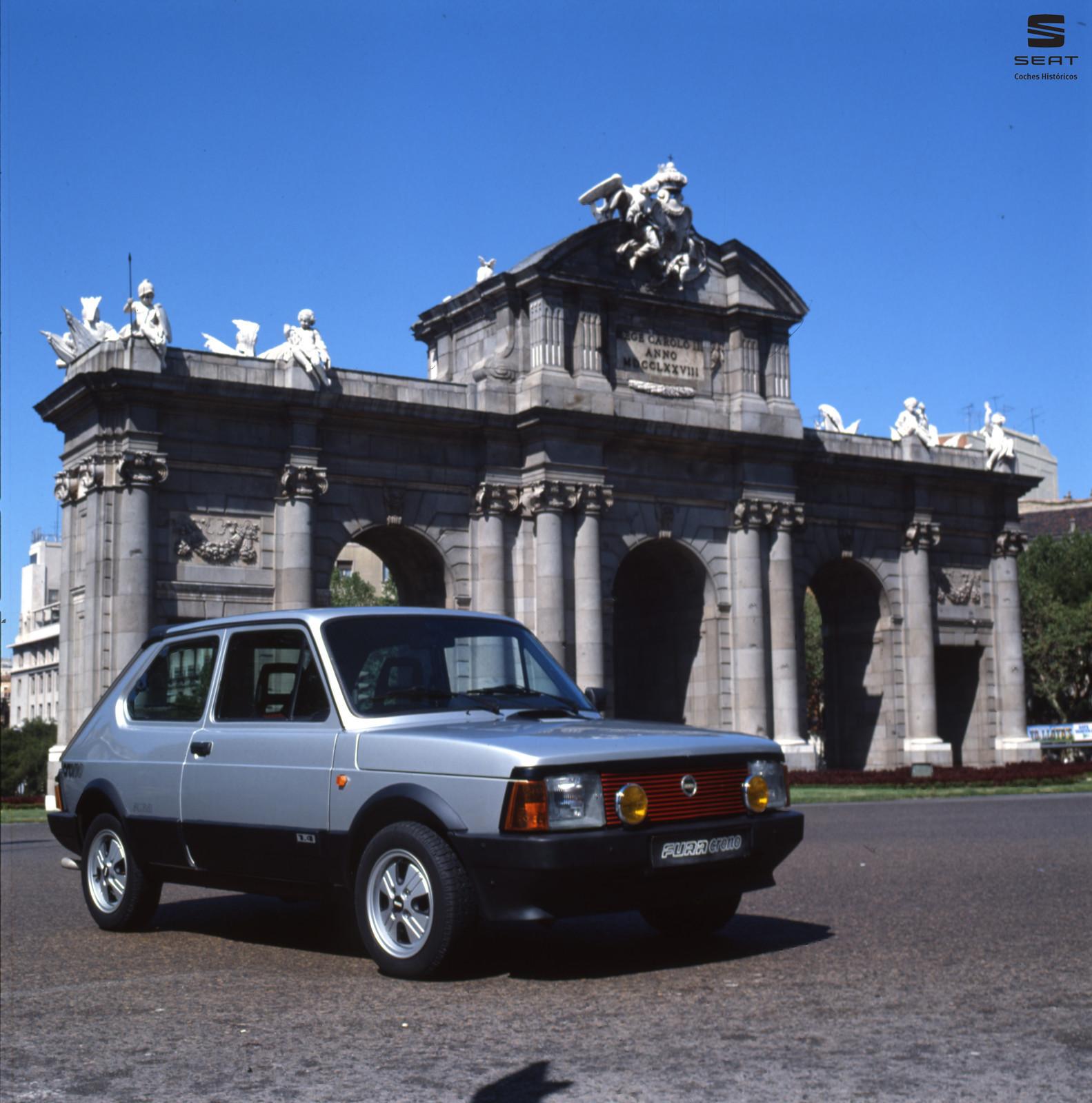 Foto de Motor SEAT 1430 - fotos históricas (42/49)