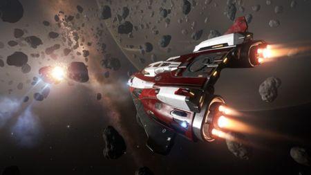 Elite: Dangerous se topa con un planeta muy especial. Se llama Steam, ¿os suena?