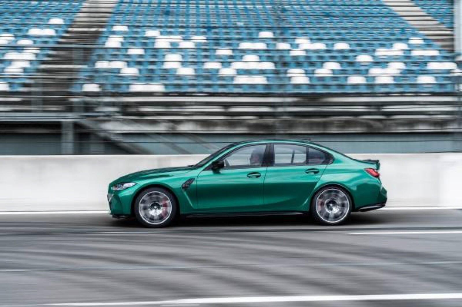 Foto de BMW M3 Competition 2021 (17/40)