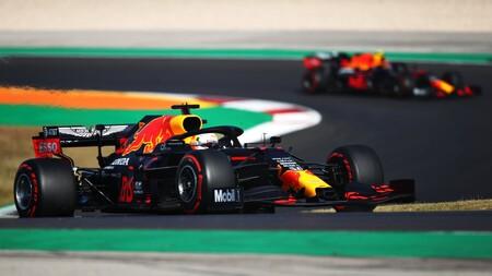 Verstappen Portugal F1 2020