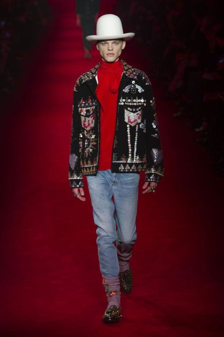 Gucci Autumn Fall Winter 2016 Mfw16