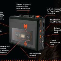 ¿Ha llegado el resurgir del casete portátil? Mystik apuesta por modernizar el ya clásico soporte analógico con Bluetooth