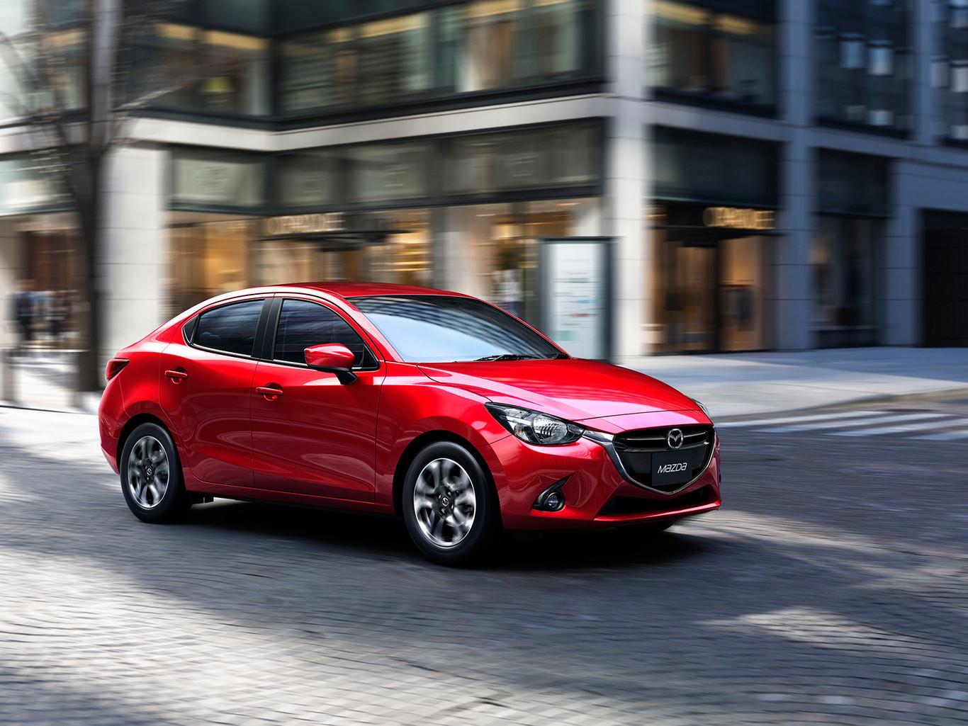 Foto de Mazda 2 sedán 2019 (1/7)