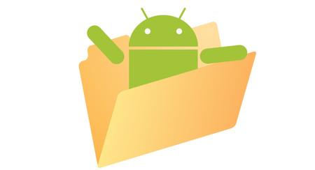 Cómo crear una carpeta en Android