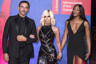 Todos los rumores apuntan a que Riccardo Tisci será el director creativo de Versace