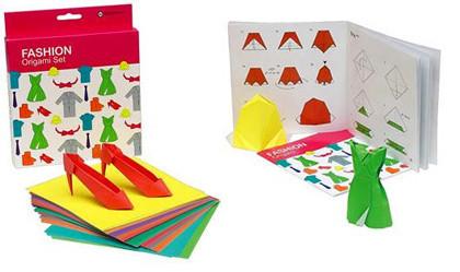 Libro para hacer origamis fashions