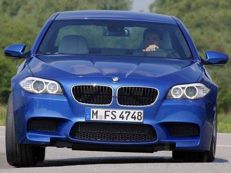 El BMW M5 (F10) no puede aguantar más y se ha desvelado anticipadamente