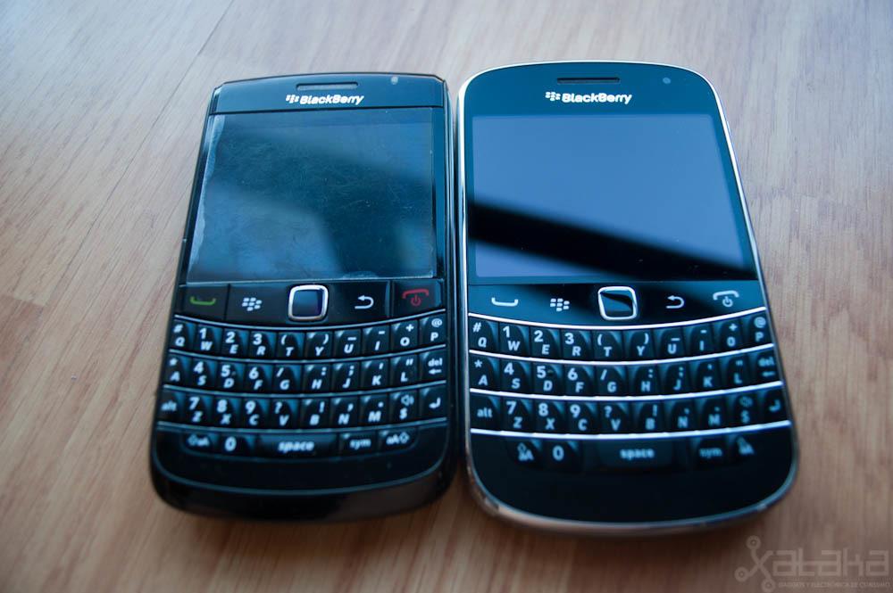 Foto de Blackberry Bold 9900, análisis (12/19)