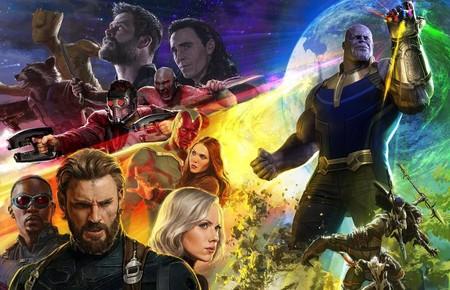Cuándo sale el tráiler de 'Vengadores: La guerra del infinito' y el 80% de 'Thor: Ragnarok' fue improvisado