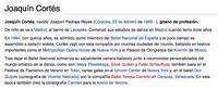 Joaquín Cortés, ¿de profesión gitano? ¿Mande?