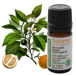 Aceite esencial naranjo amargo
