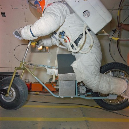 Nasa Lunar Electric Motorbike 1