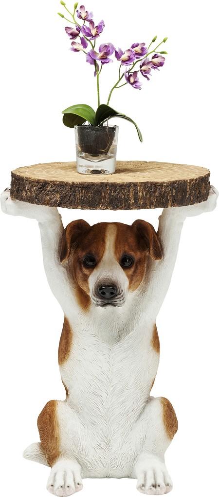 Kare mesa auxiliar perro