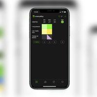 Everyday: una aplicación con genial diseño para ayudarte a seguir los hábitos diarios