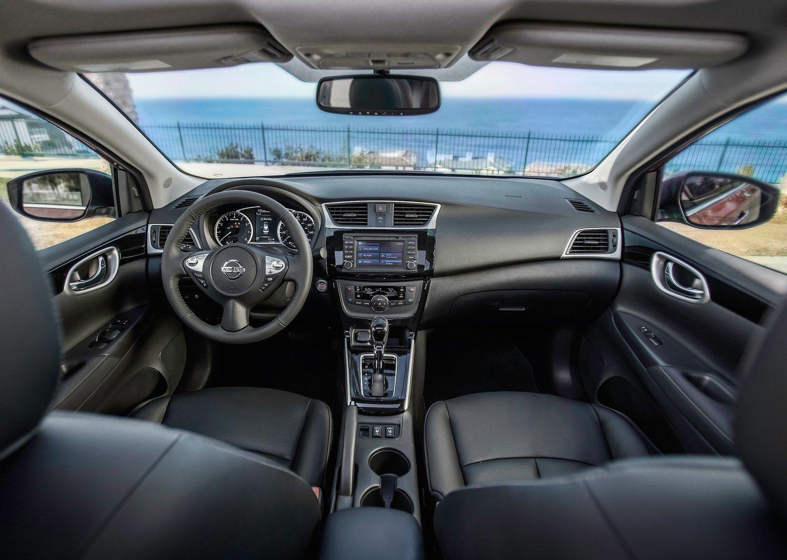 Foto de Nissan Sentra 2017 (13/18)