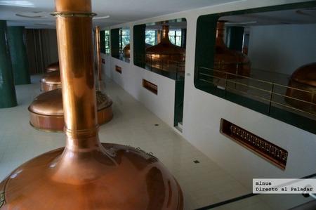 Historia de la cerveza pilsner urquell - cocción