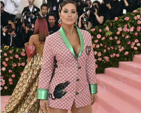 Gala MET 2019: Ashley Graham se queda corta con su look, por mucho que sea Gucci