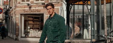 El mejor street style de la semana adopta el color verde como el preferido para la transición