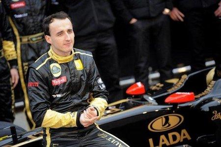 Robert Kubica podría ser el primer objetivo de Ferrari para 2013