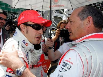 McLaren no niega que existiera esa oferta a Fernando Alonso