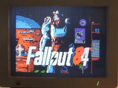 ¿Impaciente por la salida de Fallout 4? Ya puedes ver cómo es Fallout 84