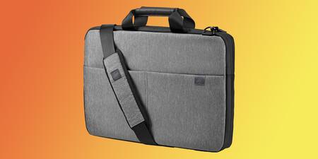 Transporta tu MacBook con seguridad con la funda maletín de estilo ejecutivo HP Signature Slim, por 16,99 euros en Amazon