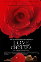 Póster de 'Love in the Time of Cholera'