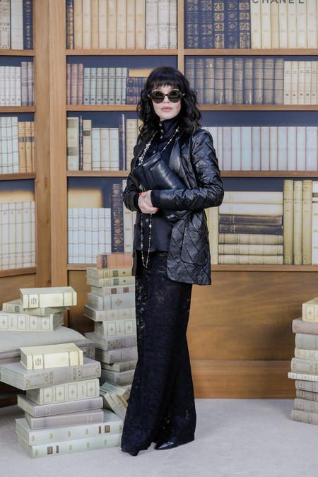 Isabelle Adjani chanel
