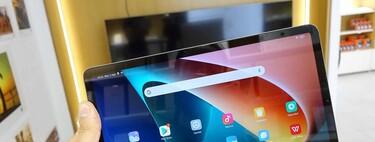 Ahorra 30 euros en la Xiaomi Pad 5 en El Corte Inglés, una tablet chollo con alta relación calidad precio