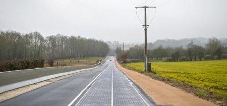 La primera carretera solar del planeta está en Francia, pero no es tan buena idea como parece