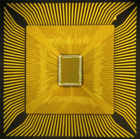 IBM TrueNorth chip
