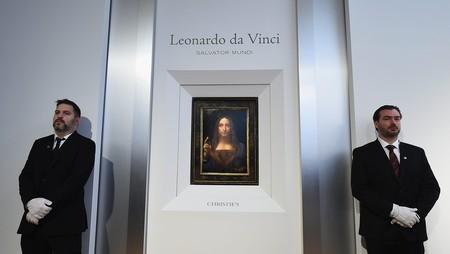 En 1958 se vendió por 52 euros y ayer lo hizo en 381 millones. La venta del último Da Vinci rompe todos los records del mercado.