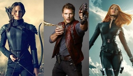 Los diez actores más taquilleros en 2014