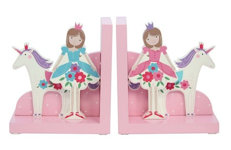 Unicorn Ballerina Bookends Gbp25 00
