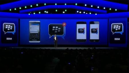 BlackBerry Messenger llegará a iOS y Android