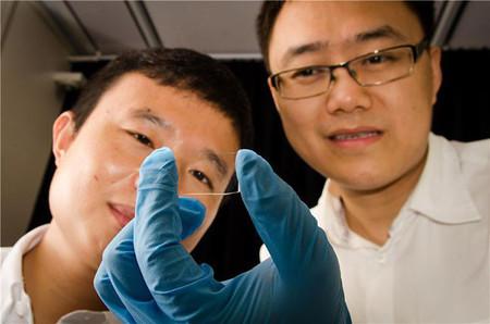 Nuevo sensor de grafeno 1.000 veces más sensible que los actuales