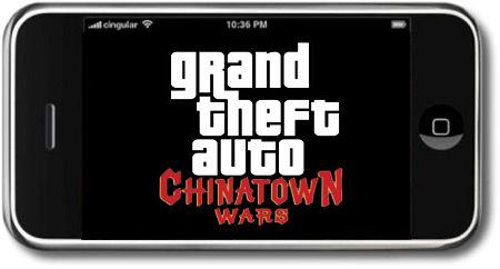El iPhone debería recibir un port de 'GTA: Chinatown Wars', de Nintendo DS, según un analista