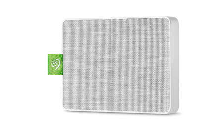 Seagate Ultra Touch Ssd White