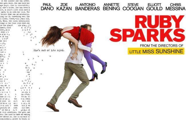El cartel de Ruby Sparks