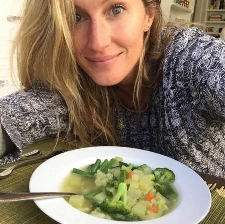 La estricta dieta de Gisele Bündchen al descubierto