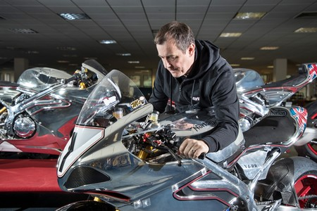 John Mcguinness Norton 3