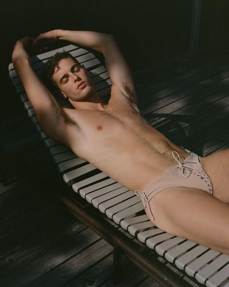 Ludovic De Saint Sernin Explora La Sensualidad Masculina Con Su Nueva Coleccion De Banadores 05