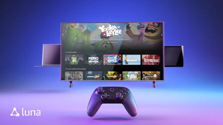 Amazon Luna: el nuevo servicio de videojuegos por streaming de Amazon ofrece hasta 4K 60 FPS para móvil, PC y tablet