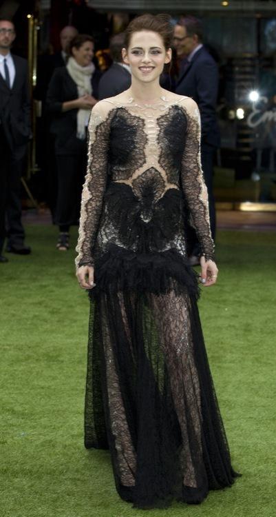 Kristen Stewart, blancanieves