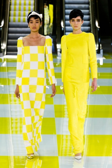 Tendencias primavera-verano 2013: no temas a la mala suerte y pon algo amarillo en tu vida