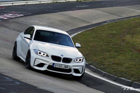 BMW M2 Nürburgring Nordschleife
