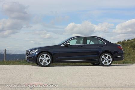 Mercedes-Benz Clase C, toma de contacto (parte 2)