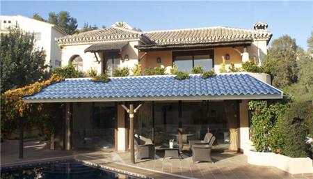 SolTech Energy, integrando la energía solar entre las tejas