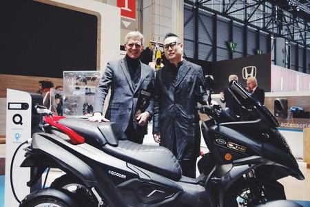 El QOODER X TOD'S No_Code es el nuevo vehículo para los amantes del medio ambiente, la velocidad y el lujo a la italiana