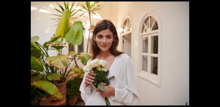 Kiabi ha creado este vestido de novia tan ideal a precio 'low cost' y para todo tipo de cuerpos